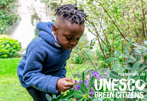 graine de botaniste et unesco green citizens